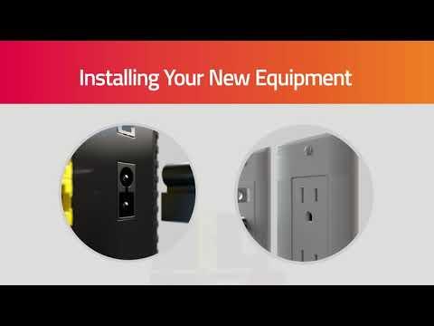 Installing Your Upgrade Equipment