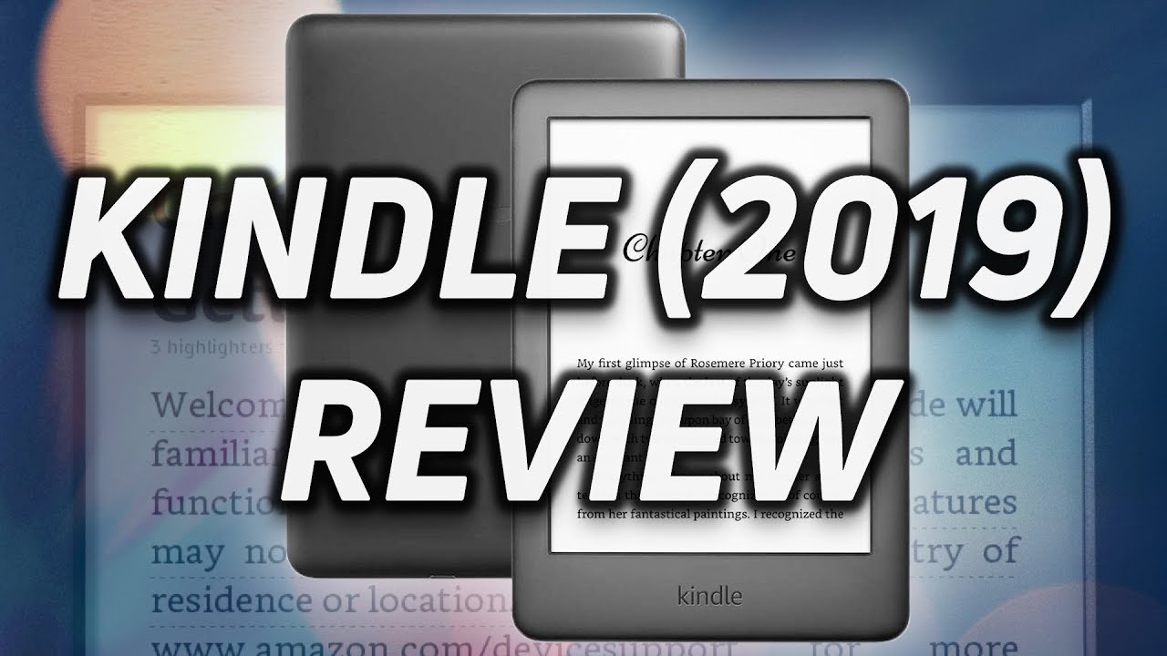 All New Kindle (2019) Review