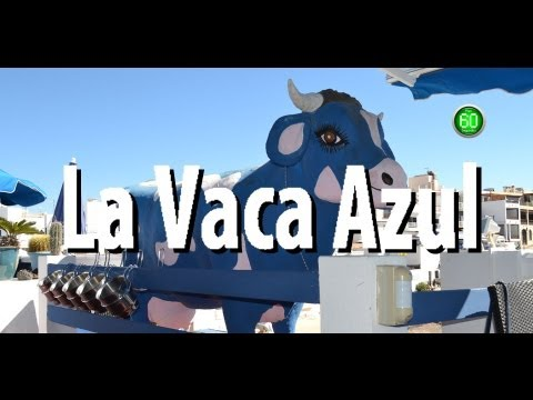 Fuerteventura - Plan 60 segundos Gastronomía - La vaca azúl.