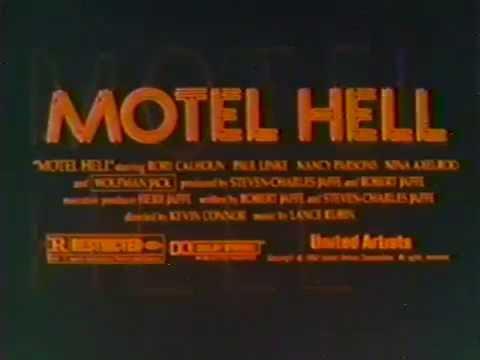 Motel Hell 1980 TV trailer