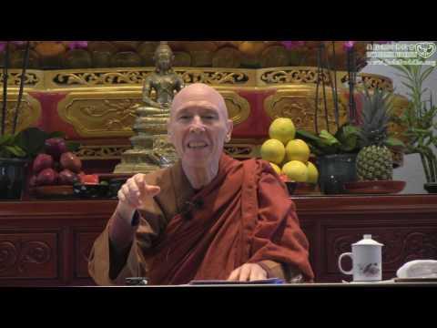 Ven. Bhikkhu Bodhi: Bridging The Two Vehicles