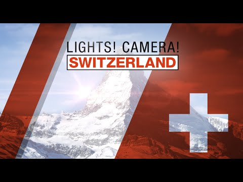 SWITZERLAND - LIGHTS! CAMERA! SWITZERLAND - TV SHOW