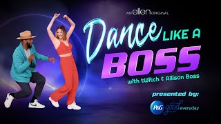 'Dance Like a Boss': tWitch and Allison Want to Give You $10,000!