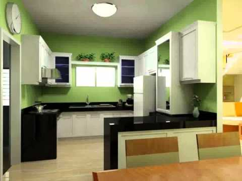 kitchen interior design ideas kerala style Interior Kitchen Design
