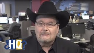 Jim Ross tells awesome WWE stories