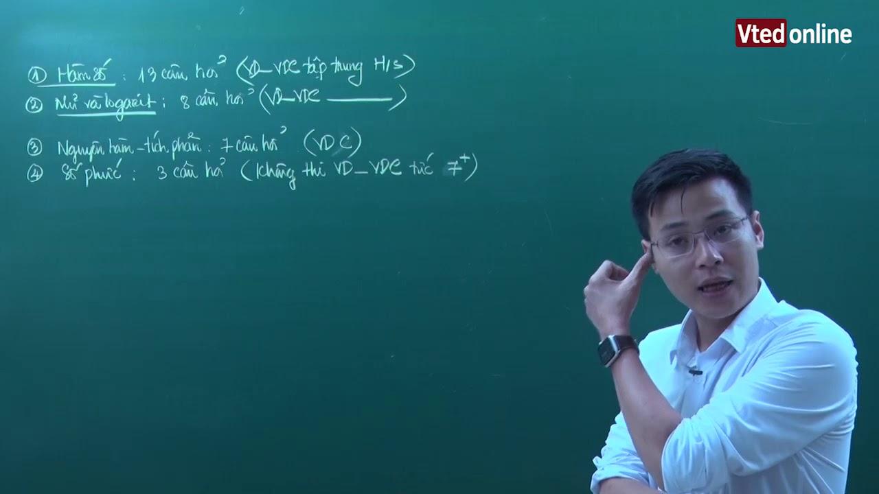 Phân tích cấu trúc – Đề Tham Khảo của Bộ GD & ĐT – Đề XPlus số 08 – Thầy: Đặng Thành Nam