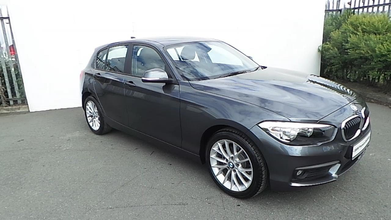 bmw 118d se mineral grey youtube. Black Bedroom Furniture Sets. Home Design Ideas