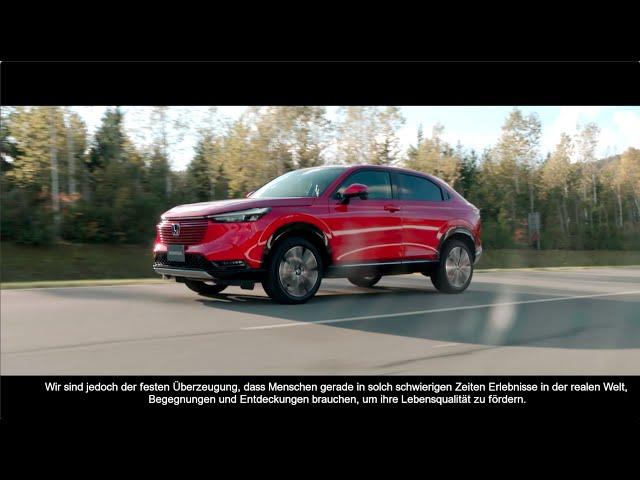 Honda HR-V e:HEV - Entwicklungsprozess