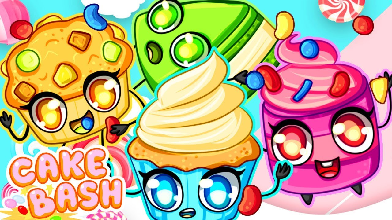 The BEST game ever...? Crazy Cake Bash!