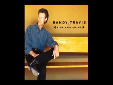 Randy Travis Three Wooden Crosses