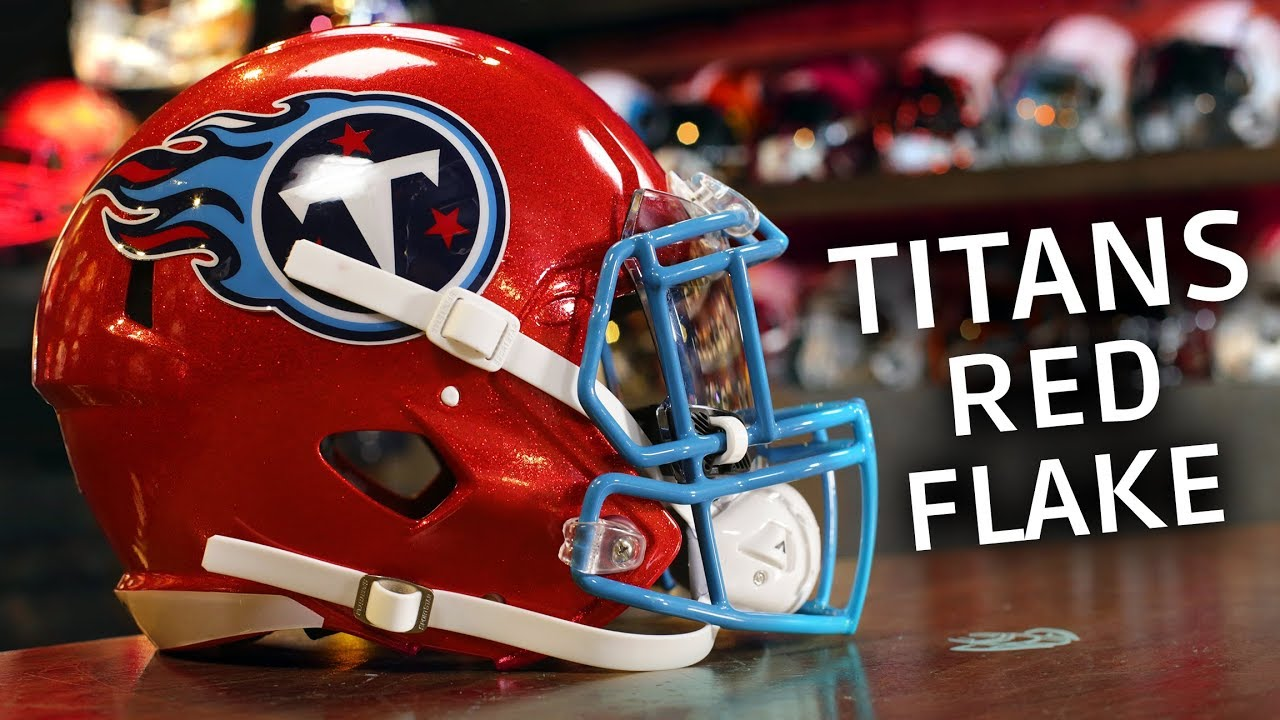 Love It Or Hate It Tennessee Titans Helmet 2018 Youtube