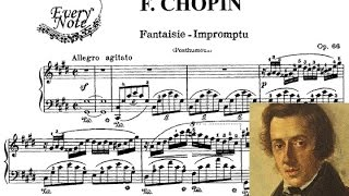 - Chopin - Fantasie Impromptu- op. 66