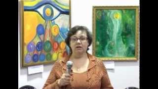 Отзыв с выставки Виктории ПреобРАженской. 2006 год