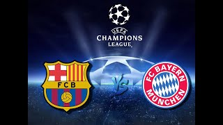Барселона - Бавария прогноз. Лига чемпионов. Прогнозы на спорт. Ставки на спорт