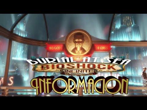 BioShock Infinite: DLC Burial at Sea - Analisis e Información (Spoiler)