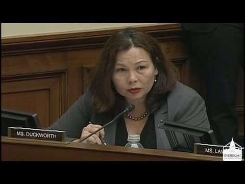Rep. Duckworth Questions Mylan CEO on EpiPen Sales to Schools