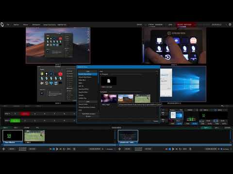 Stream Deck for TriCaster Control