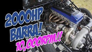 2000hp Barra Six | Dodge Avenger | Street Machine