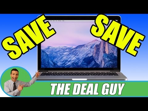 💻 APPLE MAC Laptops CHEAP! ◄ Portable USB SPEAKER Giveaway!