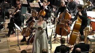 L.v. Beethoven Christus am Ölberg - Erzittre Erde - Nicola Proksch