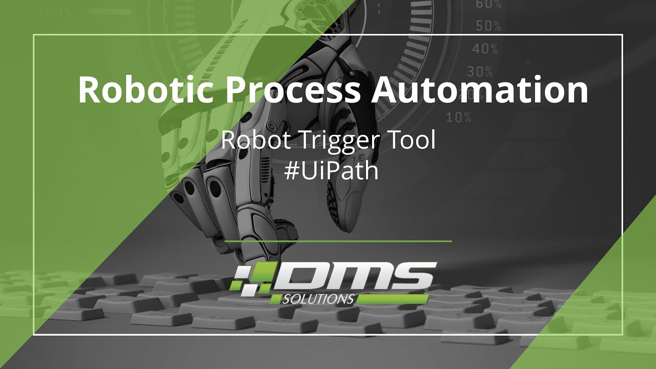 Scheduling UiPath Robot   Robot Trigger Tool   Launching UiPath Robotic  Process