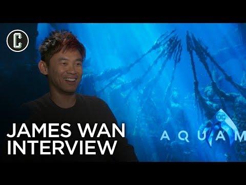 Aquaman: Director James Wan Interview