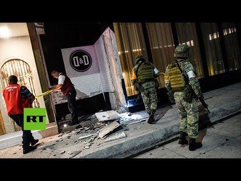 Qué pasa en América Latina tras el fortísimo terremoto en México