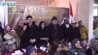 بالفيديو وصلة شعرية بمشاركة البدو بصالون جرامازيس بشرم الشيخ