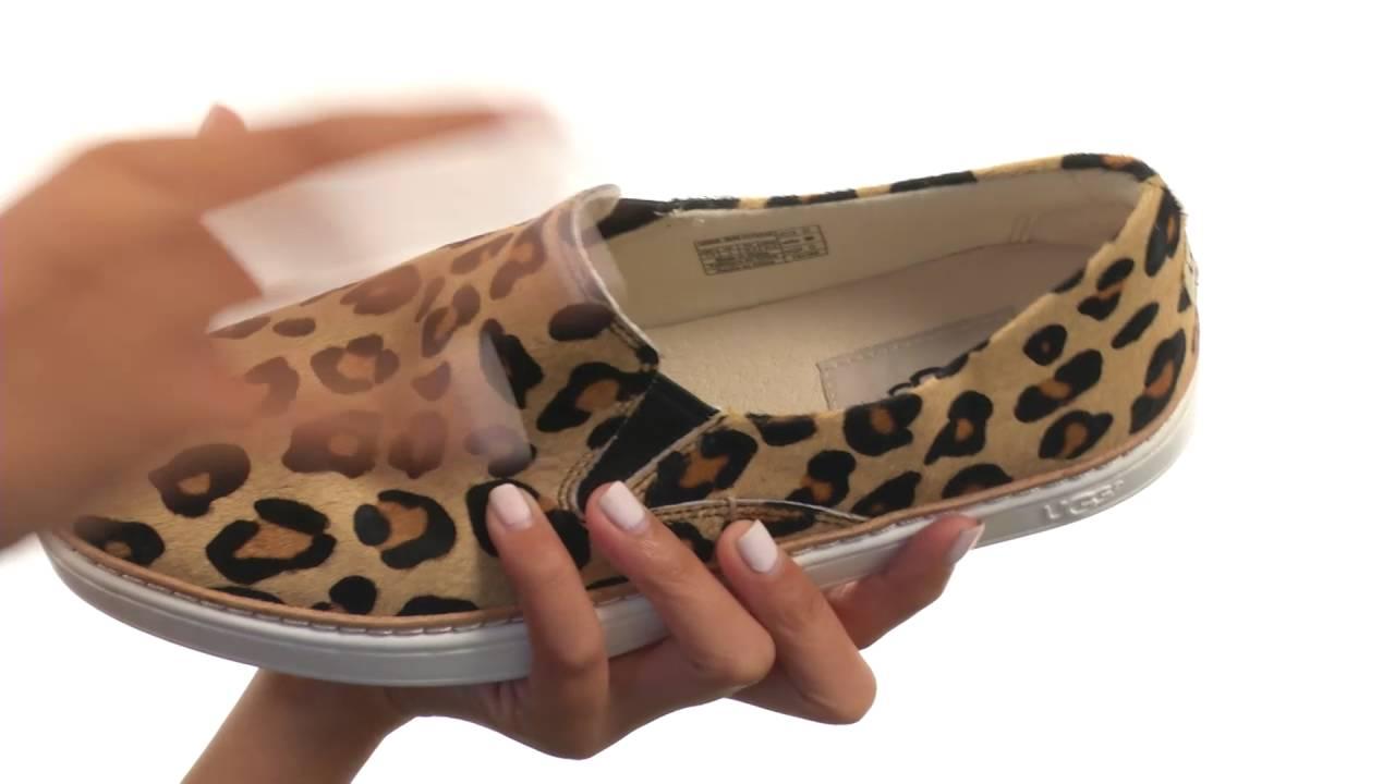 68d34c41f33 UGG Keile Calf Hair Leopard SKU:8732002