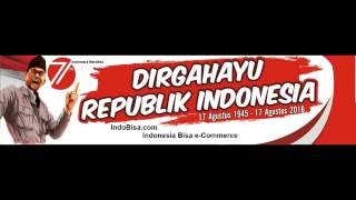 Download Video Ucapan Selamat Hari Kemerdekaan Indonesia 71 IndoBisa MP3 3GP MP4