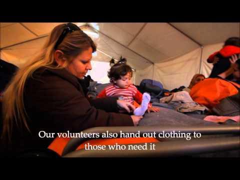 Refugee Solidarity Movement Thessaloniki and Eidomeni - What we do.