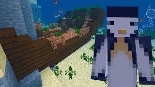 Minecraft Xbox | SHIPWRECK TREASURE!! [379]