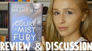 a court of mist and fury by sarah j maas | 📖 book review