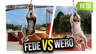 WERO VS FEDELOBO   4 ELEMENTOS