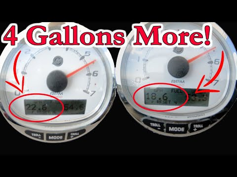 INSTANTLY Increase Your Boats Fuel Economy By Doing This!