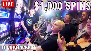 💵 Worlds Greatest Slot Player 🔴 Live 💰 $1000 Spin Mega Play 💣