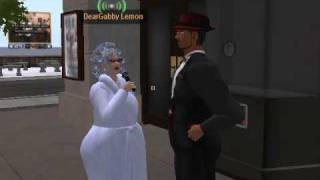 Dear Gabby Interview - Maxx Sabretooth Virtual Harlem Apollo Theater Nov. 23, 2009.avi