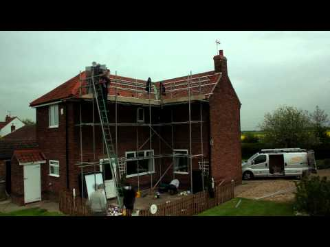 SOLARFORCE UK solar pv installation to a domestic property
