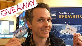 GIVEAWAY! Chance to WIN a $100 Best Western Gift Card + 2 Canada Saver Cards!