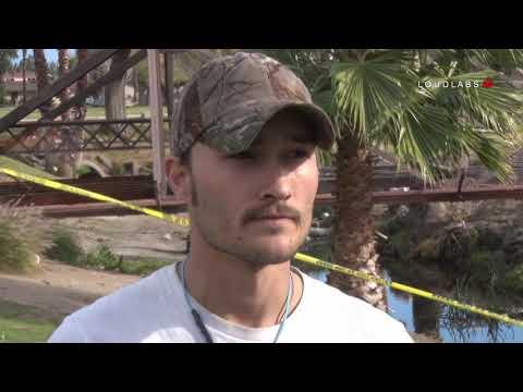 Body Found in Lagoon at Park / San Bernardino  12.16.18
