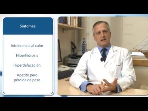 Hipertiroidismo, síntomas, diagnóstico y tratamiento