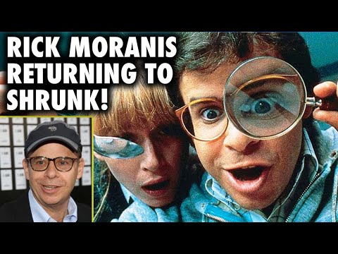 Rick Moranis Returning To Movies For Shrunk!