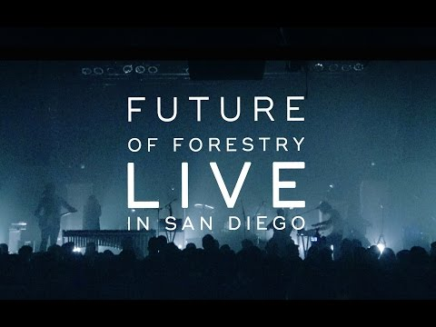 Future of Forestry - Silent Night (LIVE - San Diego)