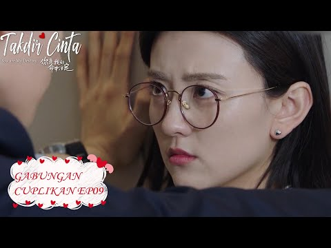 You Are My Destiny (Takdir Cinta) | Gabungan Cuplikan EP01 | 你是我的命中注定 | WeTV 【INDO SUB】 from YouTube · Duration:  15 minutes 50 seconds