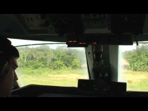 Surinam. Blue Wing Airlines - Antonov 28 crashed