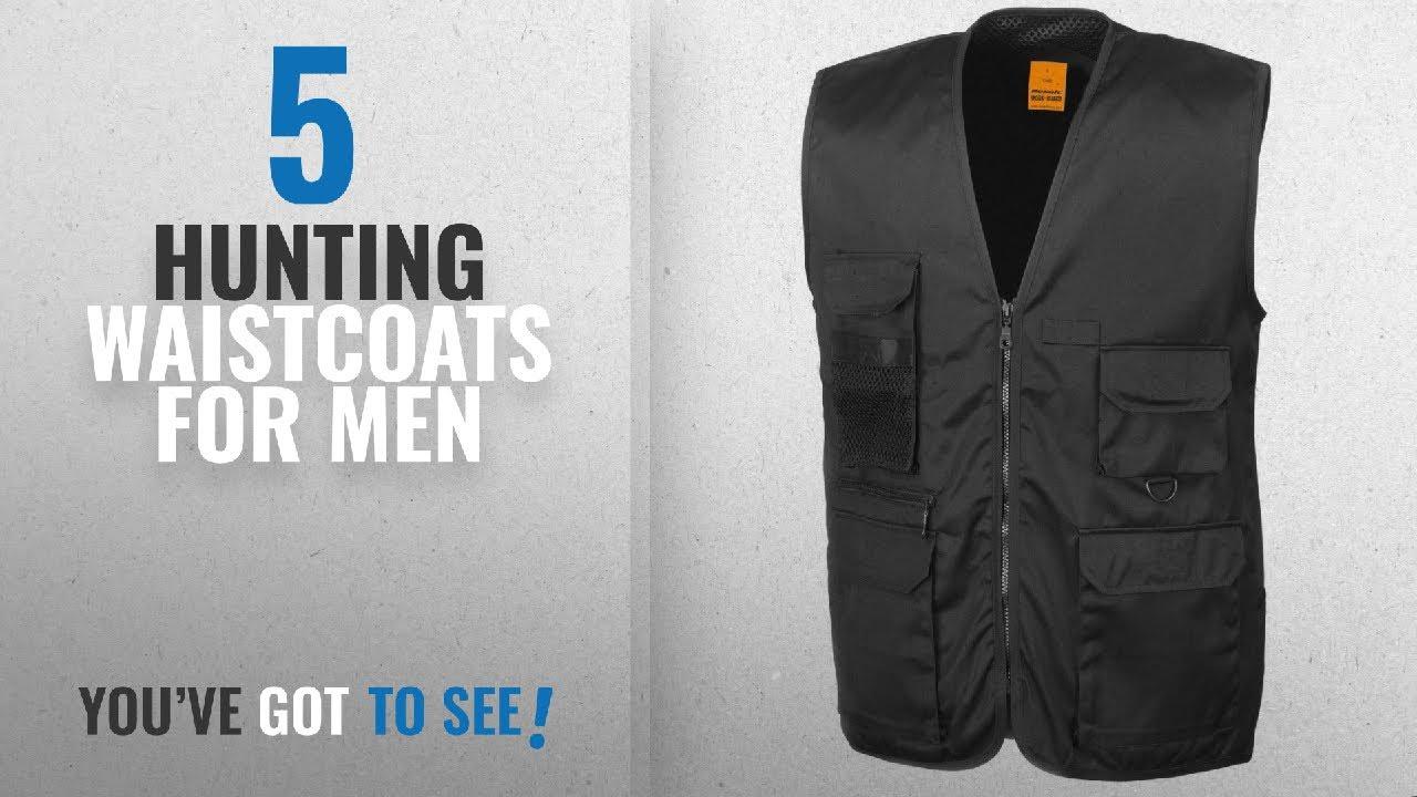 dec7a33c Top 10 Hunting Waistcoats For Men [2018]: Result Mens Safari ...