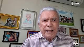 AS DECLARAÇÕES DO PRESIDENTE JAIR BOLSONARO, FEITAS ONTEM, PARA UM GRUPO DE APOIADORES DE QUE É...