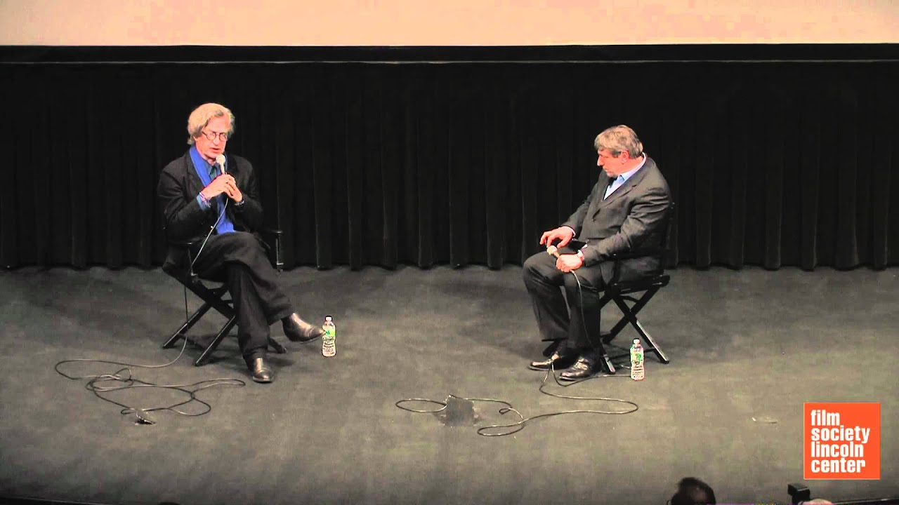 "Q&A with Wim Wenders, ""Pina"""