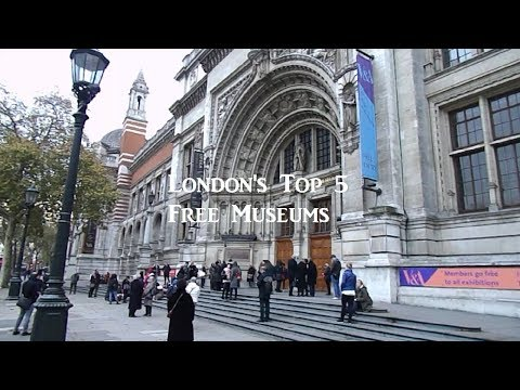 London's Top 5 Free Museums
