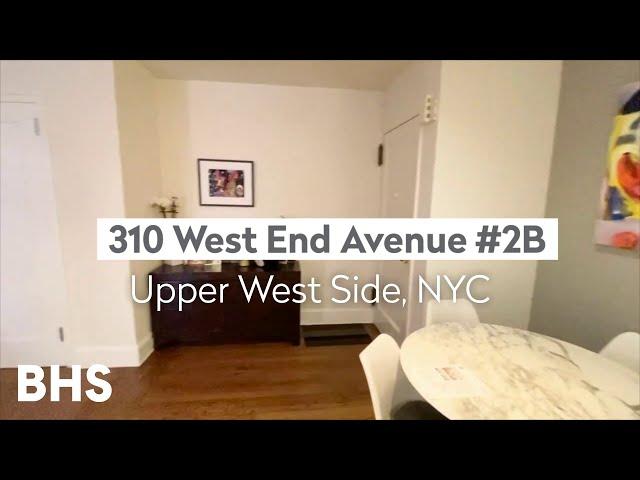 310 West End Avenue, 2B